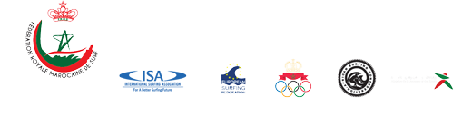 Fédération Royale Marocaine de Surf logo